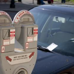 Nelson's lollipop parking meters sell like hot cakes