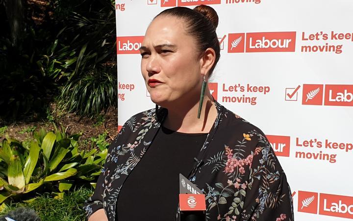 Labour Party's social development spokesperson Carmel Sepuloni.
