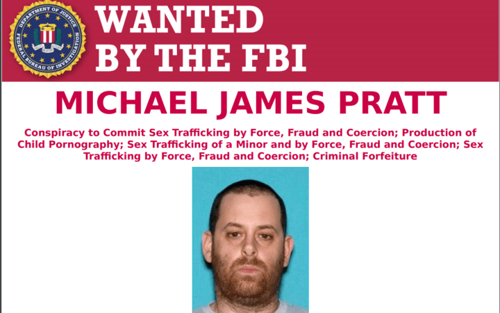 The FBI is offering more than $15,000 for information that will lead to the location and arrest of a fugitive New Zealand man accused of sex trafficking and producing child pornography.