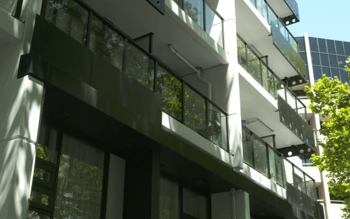 Vincent 106 apartments in Auckland CBD.