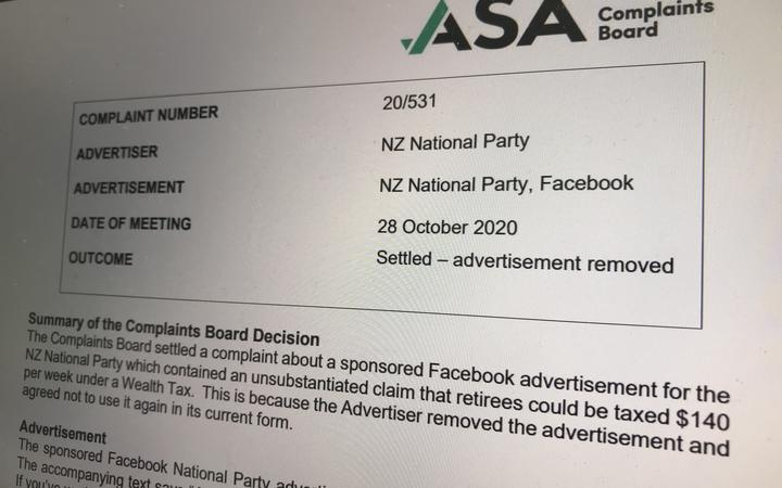 While the ad was found to be misleading, the complaint was deemed settled because the ad had finished running and was pulled early.