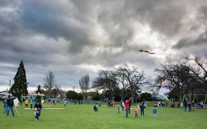 Access to Masterton's Queen Elizabeth Park has been improved in recent years.
