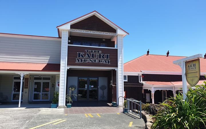 The Kauri Museum in Matokohe, one of dozens of sites visited by the covid-positive woman.