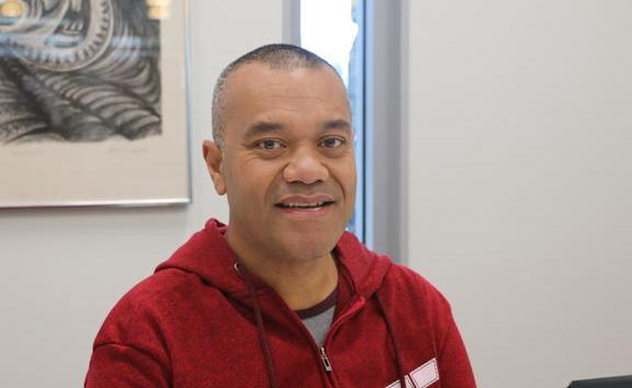 Otara Health chairperson Efeso Collins.