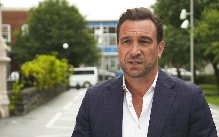 Business NZ CEO Kirk Hope