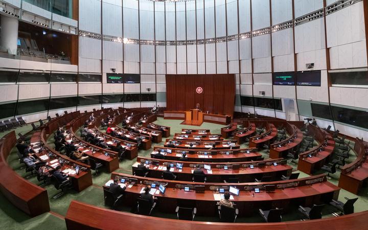 Hong Kong's Legislature