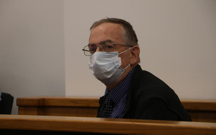 Ian Robert Wilson was sentenced today over sexual abuse perpetrated at Dilworth School.