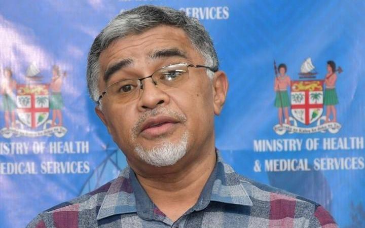 Dr James Fong.
