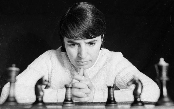 World chess champion Nona Gaprindashvili says she was unfairly represented in the Netflix series The Queen's Gambit.
