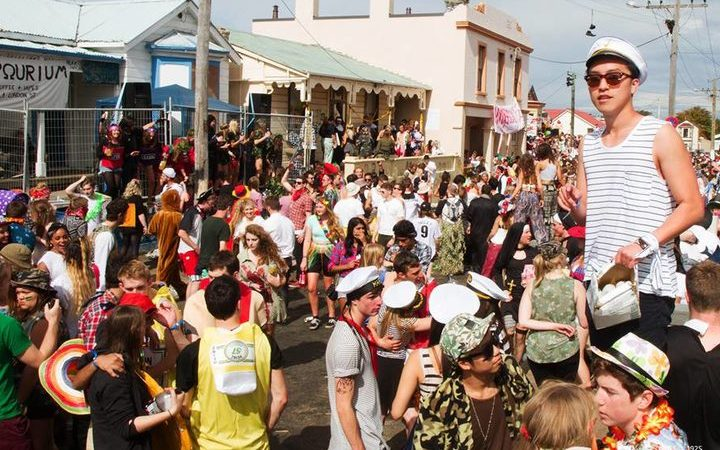 """Dunedin mayor Dave Cull is asking: """"Is it possible to have a street party with thousands of students drinking more than they should that's actually safe?"""""""