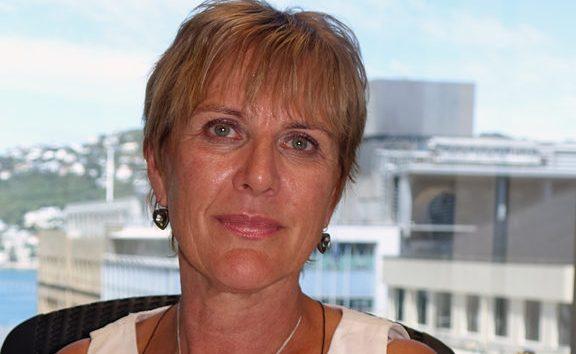 Principals Federation president, Denise Torrey.