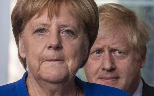 Image result for Brexit: Deal essentially impossible, No 10 source says after PM-Merkel call
