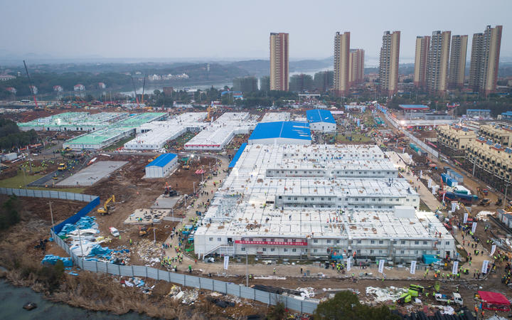 Coronavirus: China set to open speed-built hospital | RNZ News