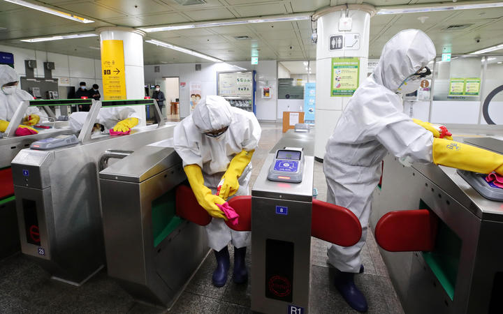First person-to-person coronavirus transmission confirmed in ...