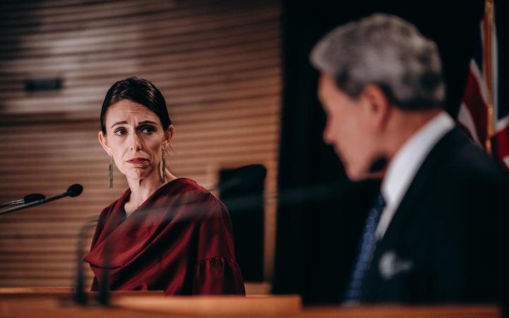Jacinda Ardern, Winston Peters announce $12.1 billion economic relief package.