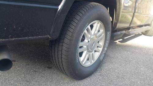 small resolution of 2011 ford f 150 michelin ltx m s2 tires