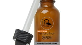 Highest concentration Vitamin C serum with 20% L-ascorbic acid