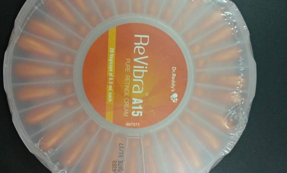 Dr. Reddy's Revibra A15 Pure Retinol Cream