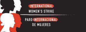 Cartel paro internacional de mujeres