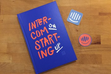 Intercom_Unboxing_Starting_Up_Road_to_Singularity