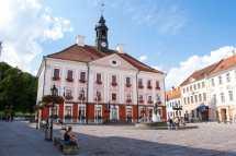 In Tartu Estonia Road Affair