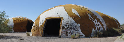 Arizona MidCentury Modern Domes RoadsideArchitecturecom