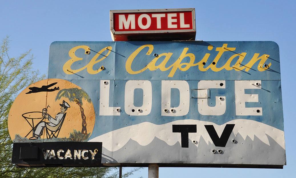 Mesa Signs  RoadsideArchitecturecom