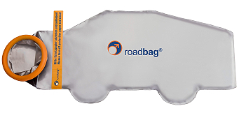 Roadbag - So sieht er aus wenn man ihn auspackt