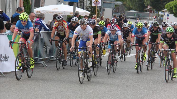 Internationales Radkriterium um das Goldene Rad der Stadt Wangen - rennrad-events