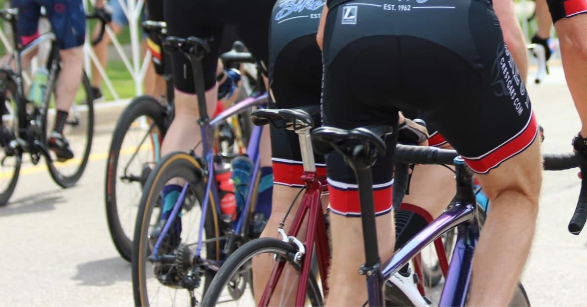 Vintage Leather Racing Bicycle Saddle No Makers Name