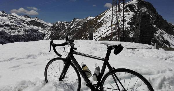 solving cold feet during winter cycling