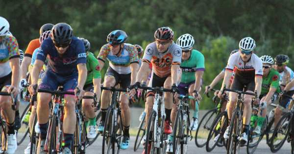 group cycling