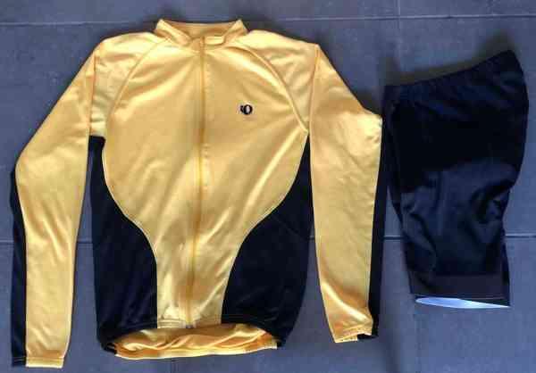 60 degrees cycling kit