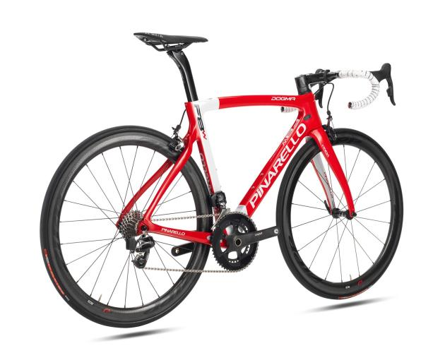 Pinarello F8W with SRAM Red eTap.WEB