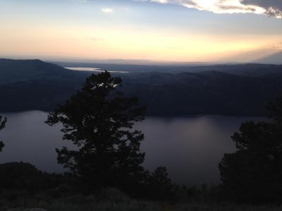Wyoming Fremont Lake.web