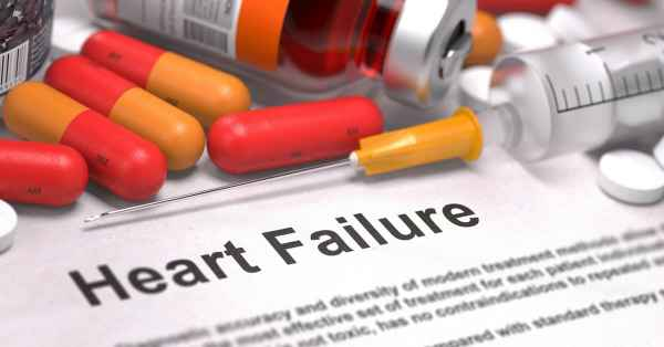 heart failure from inactivity
