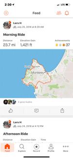 Strava vs MapMyRide vs RideWithGPS – Which Cycling App to Choose?