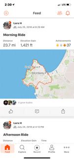 Strava vs MapMyRide vs RideWithGPS – Which Cycling App to