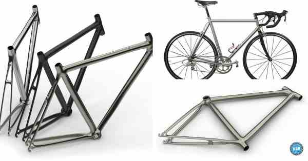 Titanium bicycle list
