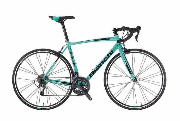 cheap good bianchi road bike model nirone