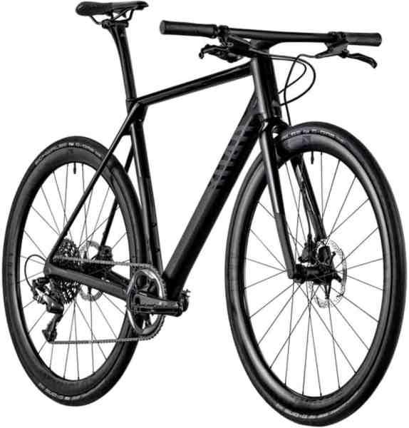 canyon Roadlite CF flat bar hybrid road bike