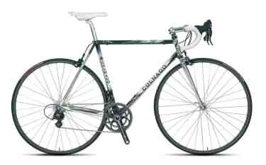 colnago steel bicycle