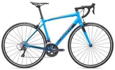 giant aluminum road bike