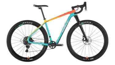 Salsa Cutthroat bikepacking bike