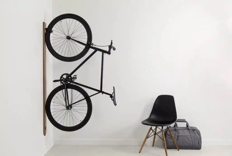 Mountain, Perfect for Road Occoyo Wall Mounted Indoor Bike Storage Rack