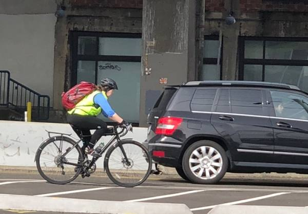 """Safety Tips for Cyclists: Don't Get """"Doored"""""""