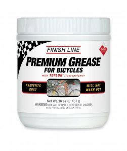 finish line premium grease