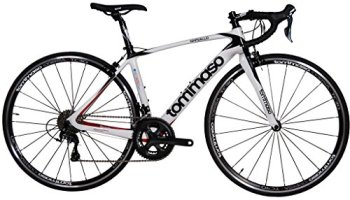 Tommaso Monza Aluminum Tiagra Road Bike With Carbon Fork Road