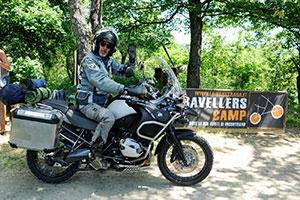 Arrivi al Travellers Camp 2017