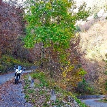 Ducati Multistrada, la salita da Anfo verso i passi Maniva e Crocedomini